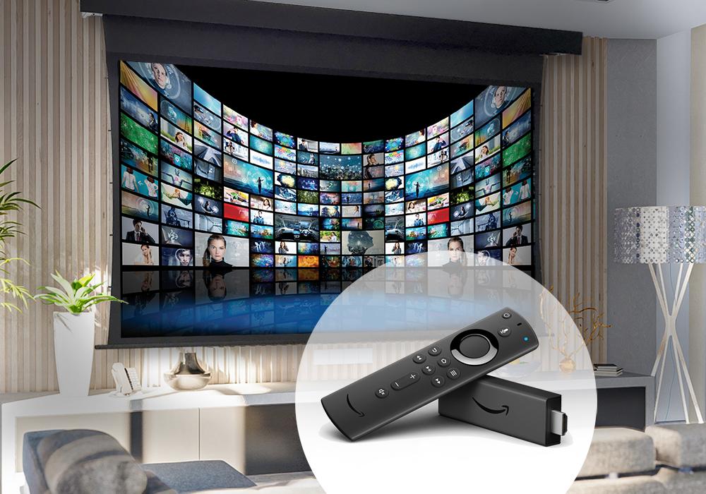 Amazon FireTV プレゼント